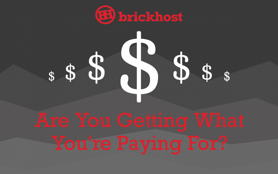 Is Your Managed IT Services Provider Giving You What You're Paying For?