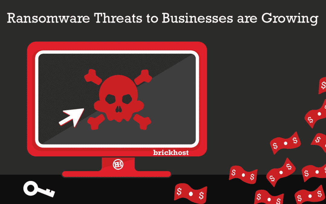 Ransomware Threats to Businesses are Growing